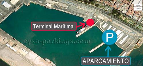 Parking eysa Almería 1