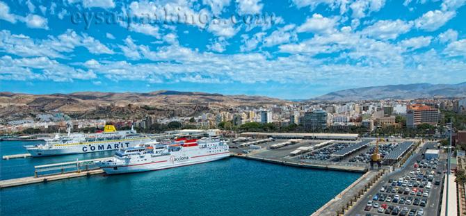 Parking eysa Almería 2